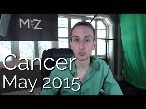 Cancer Monthly Horoscope: May 2015  - Sidereal Astrology