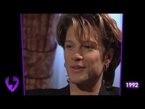 Bon Jovi: Full Band Interview - 1992