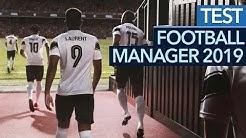 Der perfekte Fußballmanager, endlich auch für uns - Football Manager 2019 im Test