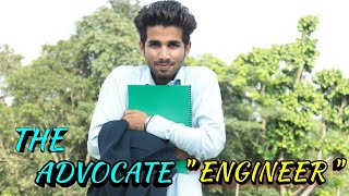 """ THE ADVOCATE ENGINEER \'\' 