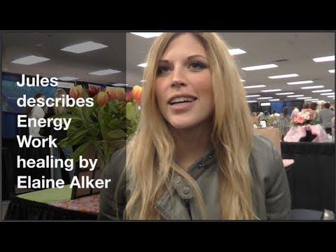 Elaine Alker, Advanced Energy Medicine Healer