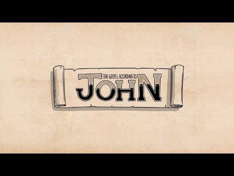 4. Gospel of John - Tim Mackie (The Bible Project)