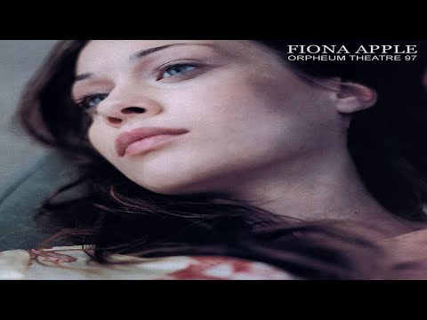 Fiona Apple - The Orpheum Boston USA 1997 (Live) ►►►