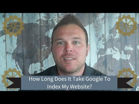 How Long Does It Take Google To Index My Website?