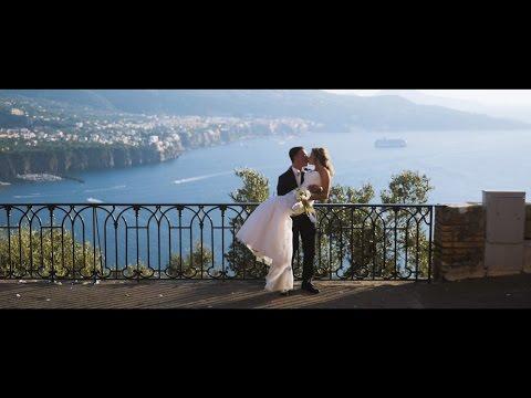 Wedding In Sorrento Coast - Vico Equense - Grand Hotel Moon Valley