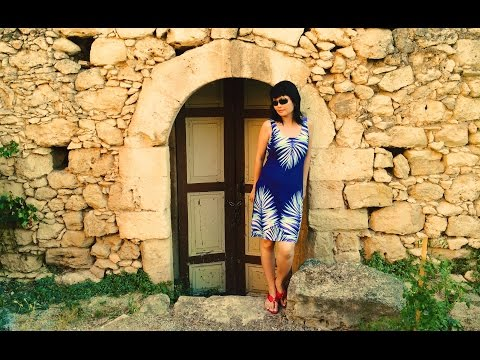 Greece Travel Part 15: Vamos, A Traditional Greek Village In Crete