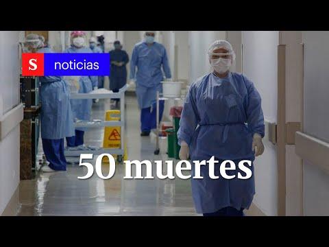 Colombia se acerca a los 2.000 contagios por covid-19 | Semana Noticias