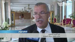 حركة النهضة التونسية تدعو الرئيس الاميركي الى دعم تحرك الشعوب