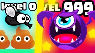 IS THE DEMON MONSTER THE NEW STRONGEST ANIMAL EVOLUTION? (9999+ HIGHEST LEVEL ) l Flyordie.io Update
