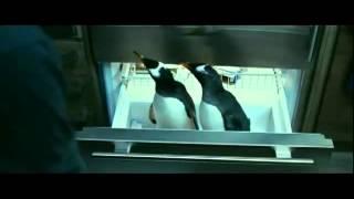 Пингвины мистера Поппера трейлер дублированный