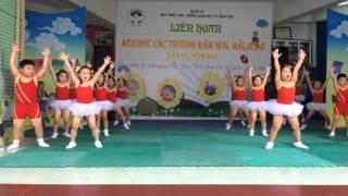 Erobic Trường mầm non Sơn Ca 5