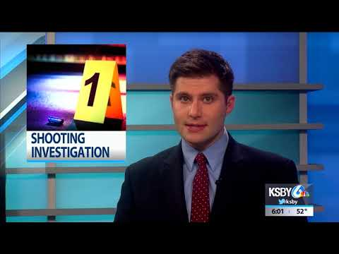 Santa Barbara County Sheriff's Office Investigates Goleta Shooting