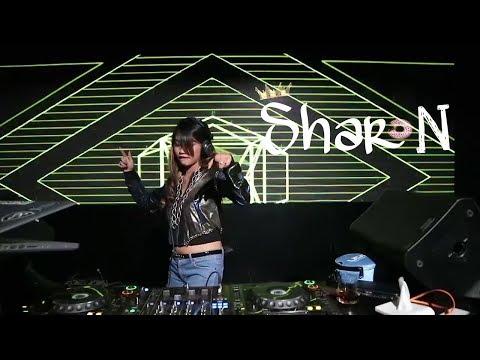 DJ SHARON MEY AT TITANIUM CLUB BATAM HIGHLIGHT