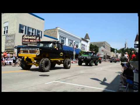 2014 Fish Day Parade from Port Washington WI by James Meyer Photography