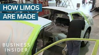 How Limos Are Made
