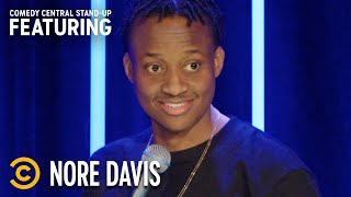 What If Everyone Got the Same Benefits as Cops Nore Davis Stand Up Featuring