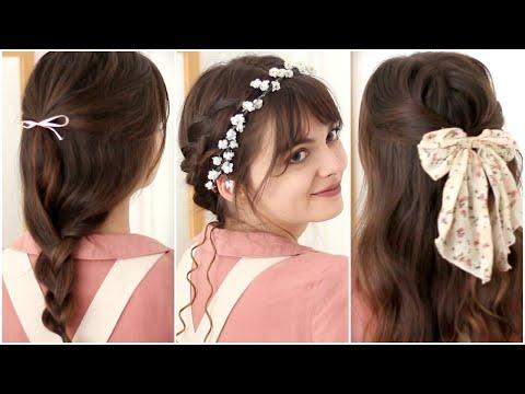Your Cottagecore Hair Encyclopedia 15 Cute Hairstyles - NewsBurrow thumbnail