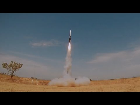 Valentina Launch - Cosmic Research