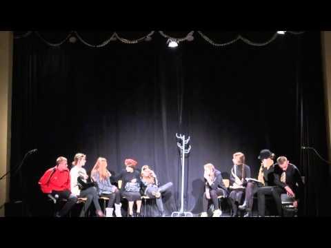 Zwierciadła 2016 - Teatr Spontan -...