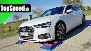 Audi A6 3.0 TDI quattro 4x4 test - TopSpeed.sk