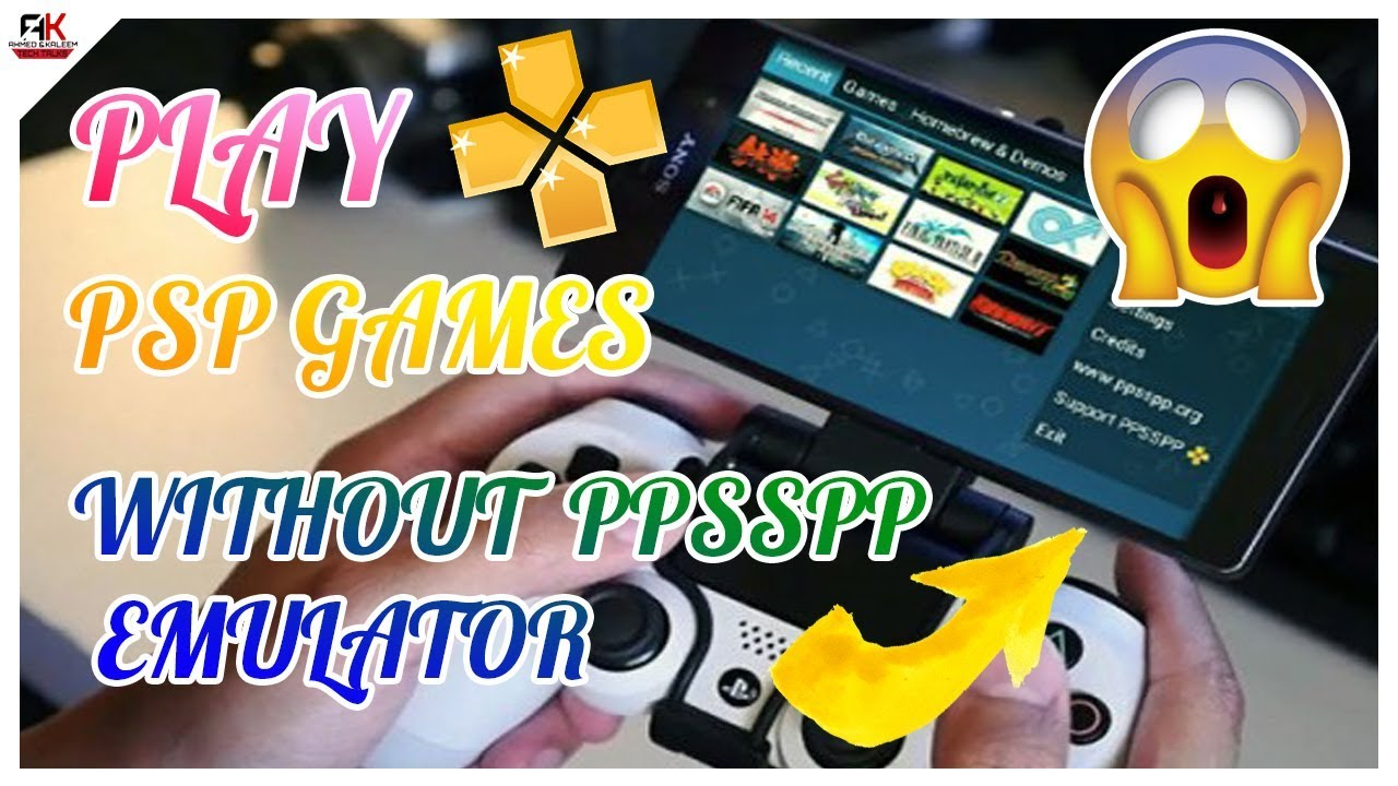 Download all ppsspp game in only one 10mb apk app without any.