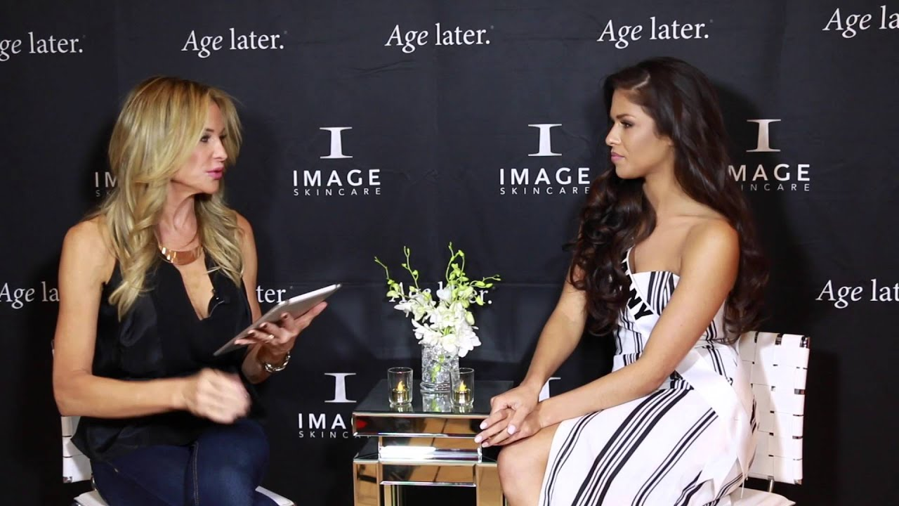 Miss Universe 2015 - Miss Germany - YouTube