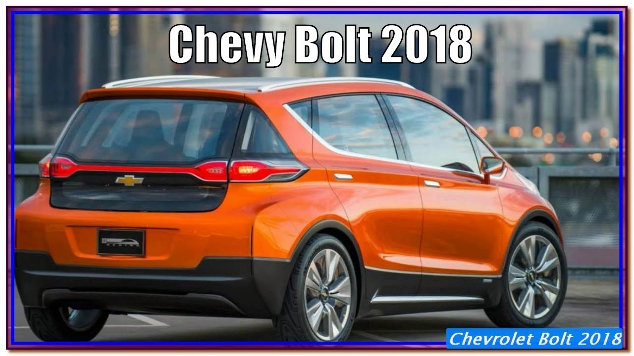 Chevy Bolt  Chevrolet Bolt Ev Review And Road Test Result