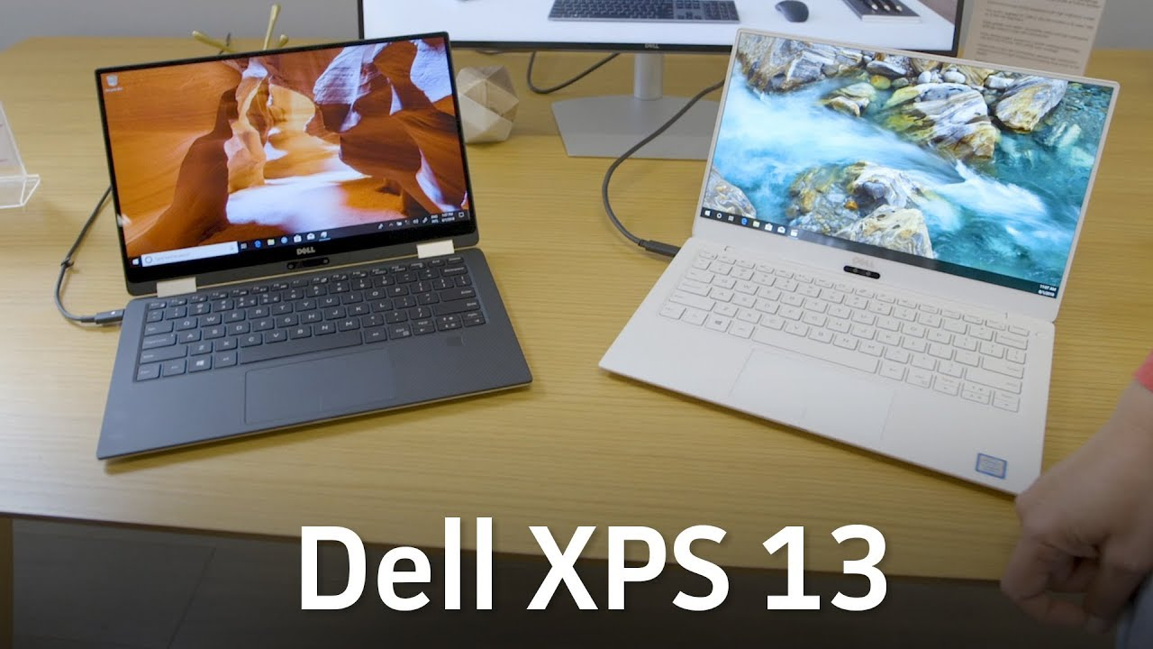 The Dell Xps 13 Line Gets Cpu Updates Youtube