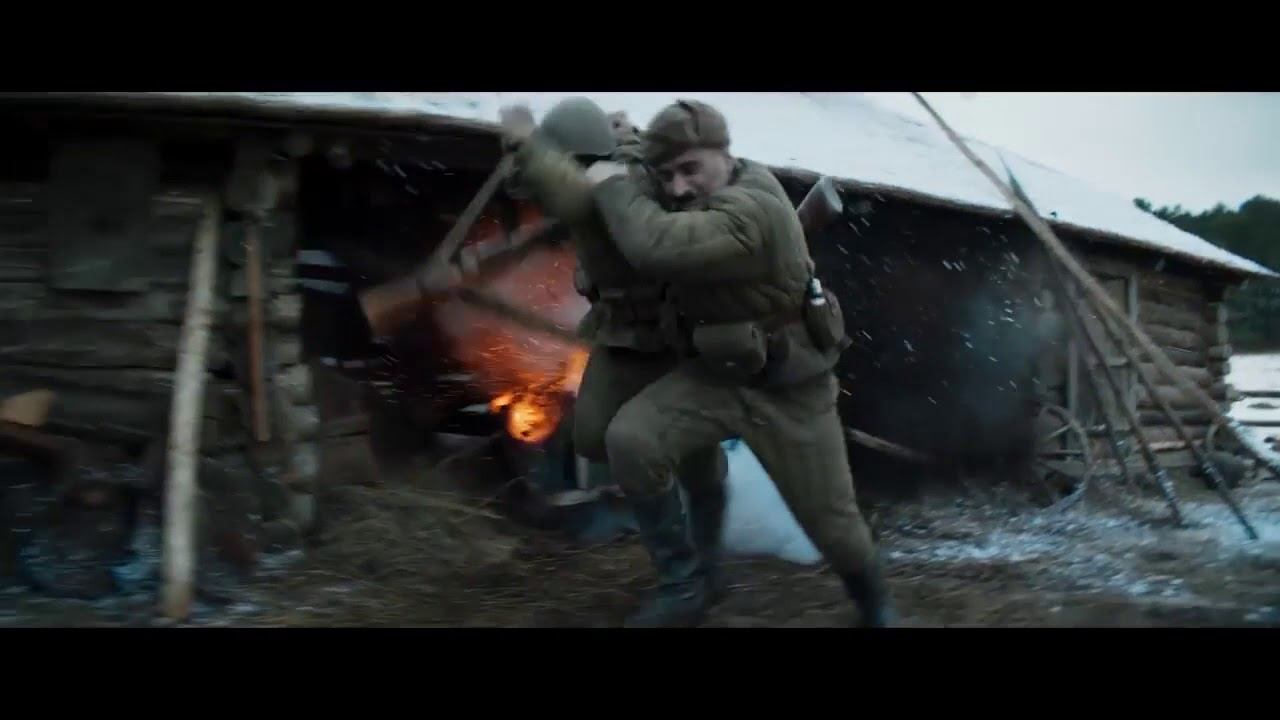 T-34 - the film of 2018 34