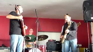 The Deluxe - Champagne & Reefer, Maryport Cumbria 2013.