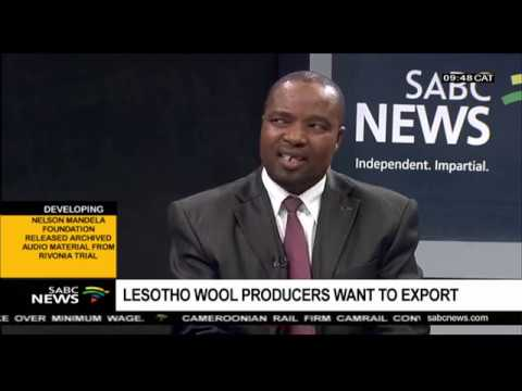 Lesotho wool, mohair producers want to export to multiple br