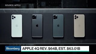 Gambar cover Breaking Down Apple's Fourth-Quarter Performance