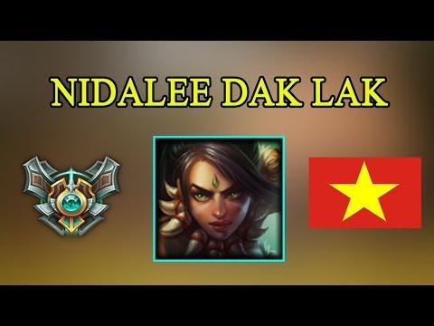 Cùng xem màn trình diễn Nidalee của chàng trai quê Đắk Lắk - Quá Nhanh Quá Nguy Hiểm