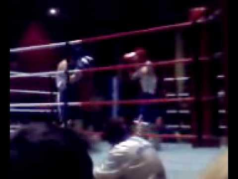 Berinsfield amateur boxing