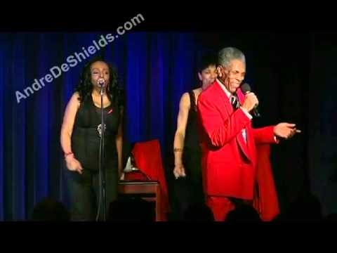 "ANDRÉ DE SHIELDS nails ""Spoonful"" at a NYC cabaret"