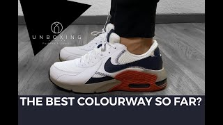 THE BEST NIKE AIR MAX EXCEE COLOURWAY SO FAR ? | UNBOXING & ON FEET l fashion sneaker | 2020