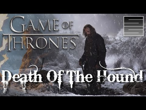Will Beric Save The Hound? - Game Of Thrones Season 8 Theory