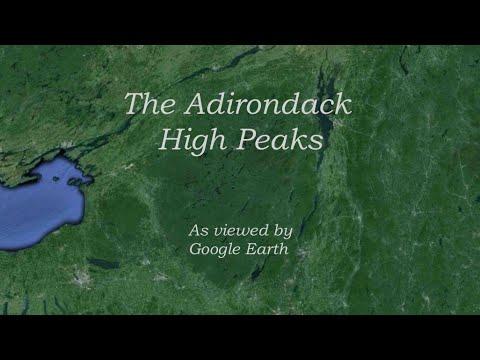 The Adirondack High Peaks
