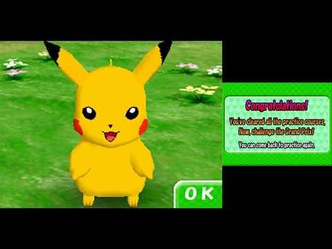 Pokémon Dash [Practice] (No Commentary)
