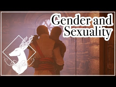 Gender and Sexuality in Thedas {Lore - Spoilers All}