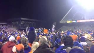 Boise State wins Mountain West Conference championship
