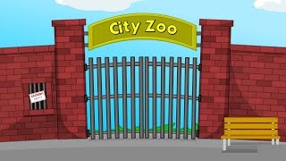 City Zoo Escape · Game · Gameplay
