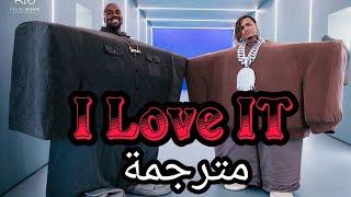 Lil Pump, Kanye West - I Love It ()