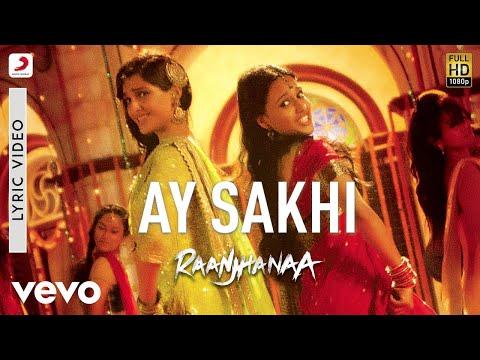 Raanjhanaa movie song lyrics