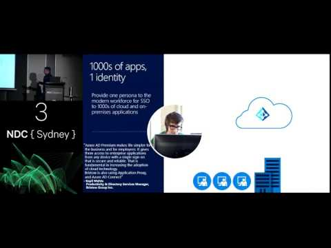 Managing Enterprise and Consumer Identity with Azure Active Directory - Nick Pinheiro