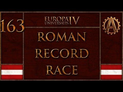 EUIV The Holy Roman Record Race 163