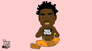 "[FREE] Kodak Black Type Beat ""Cantaloupe"" 