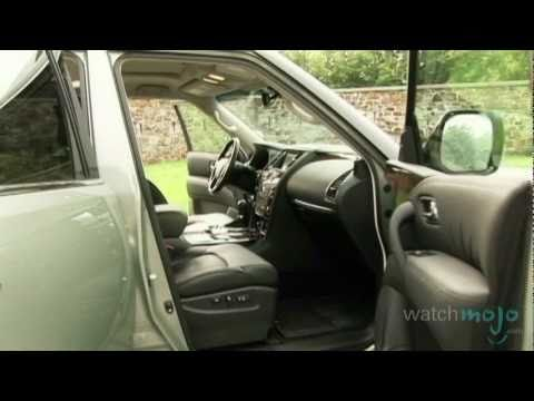 Test Drive: 2011 Infiniti QX56