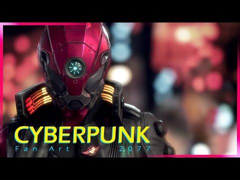 Desire FX   Night City Dreamer Cyberpunk 2077 – 3D Model