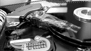 Samsung Spinpoint (SP1604N) 160 GB Hard Disk Drive(Festplatte) @ Work